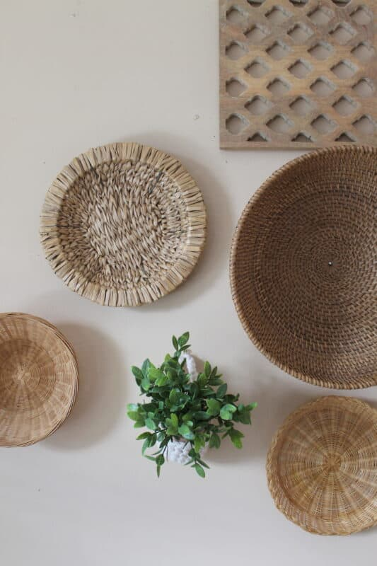 crochet plant holder