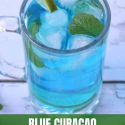 blue curacao mojito recipe