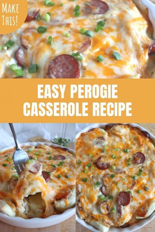 perogie casserole recipe