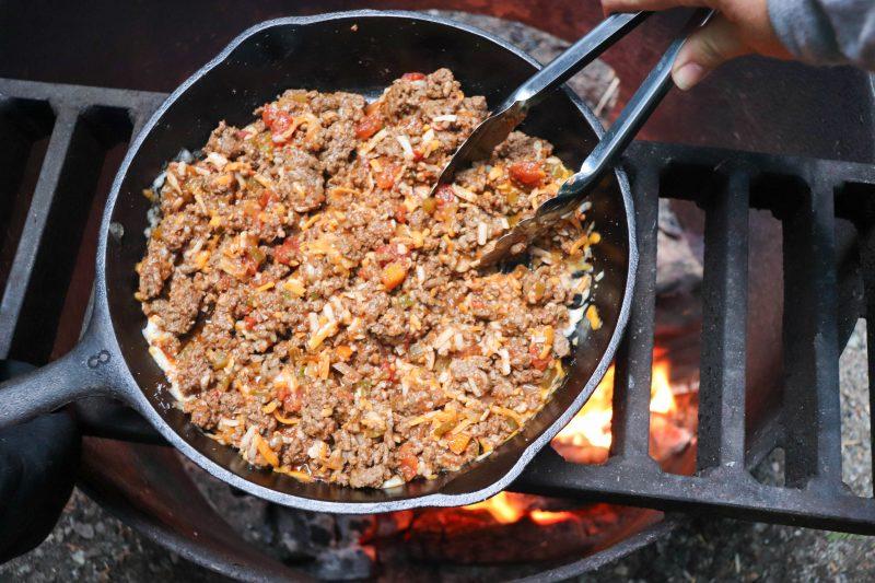 skillet taco recipe