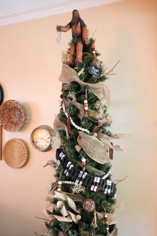 chewbacca christmas tree