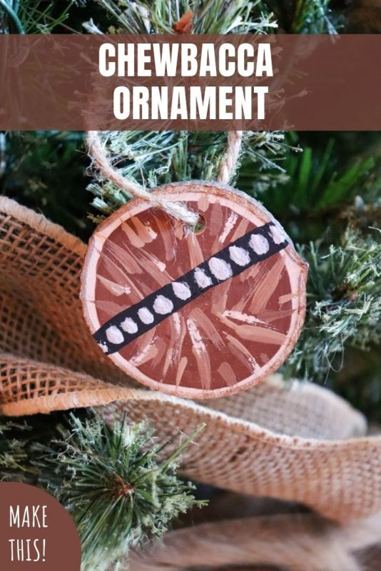 chewbacca ornament