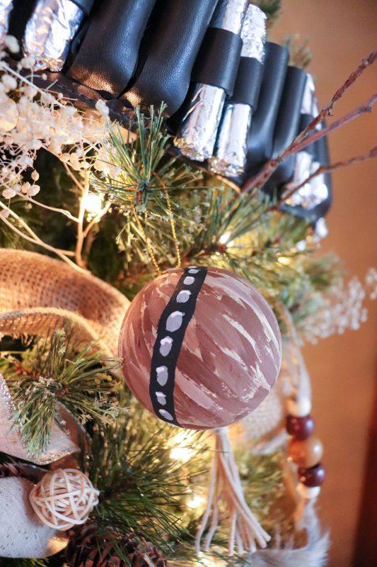 chewbacca ornament ball