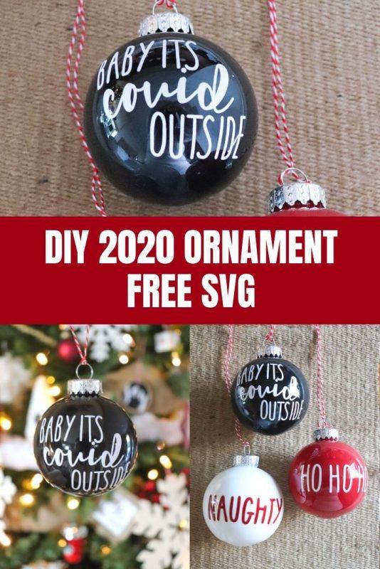 diy ornament svg