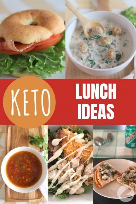 keto lunch ideas