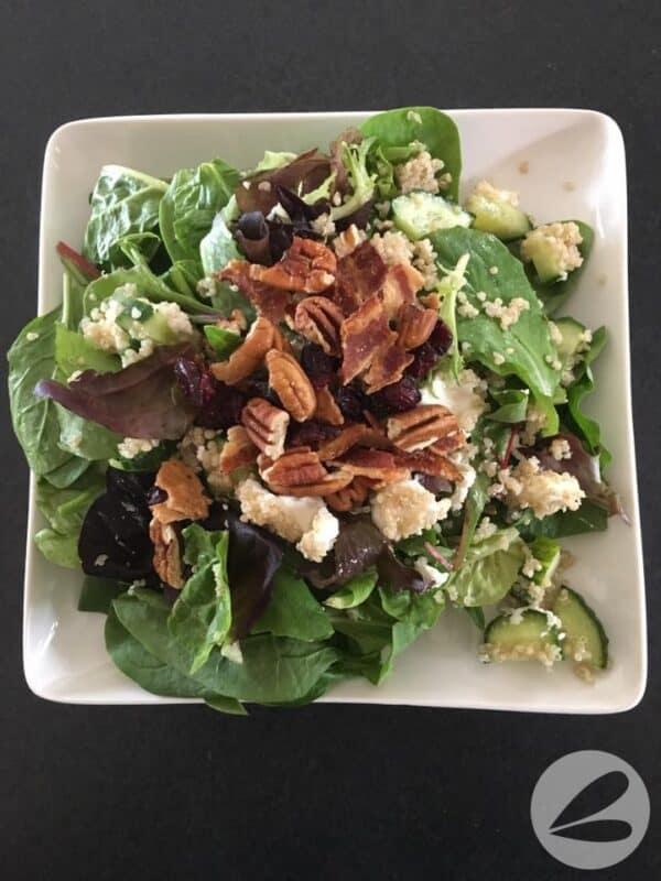 Quinoa Salad In A Jar x