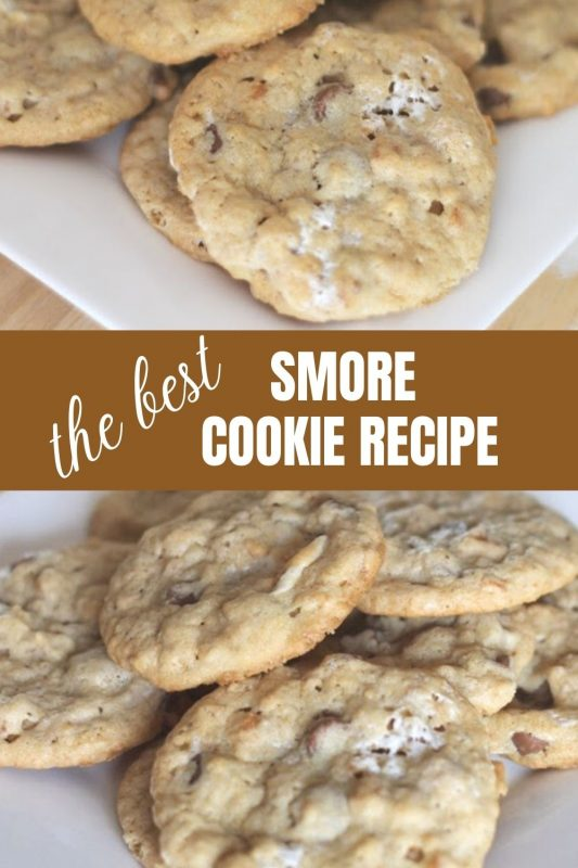 best smore cookie recipe