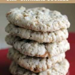 skor chocolate chip oatmeal cookies