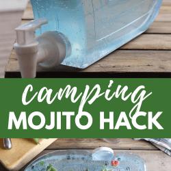 camping mojito hack