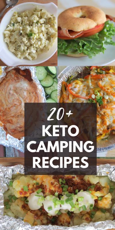 keto camping recipes