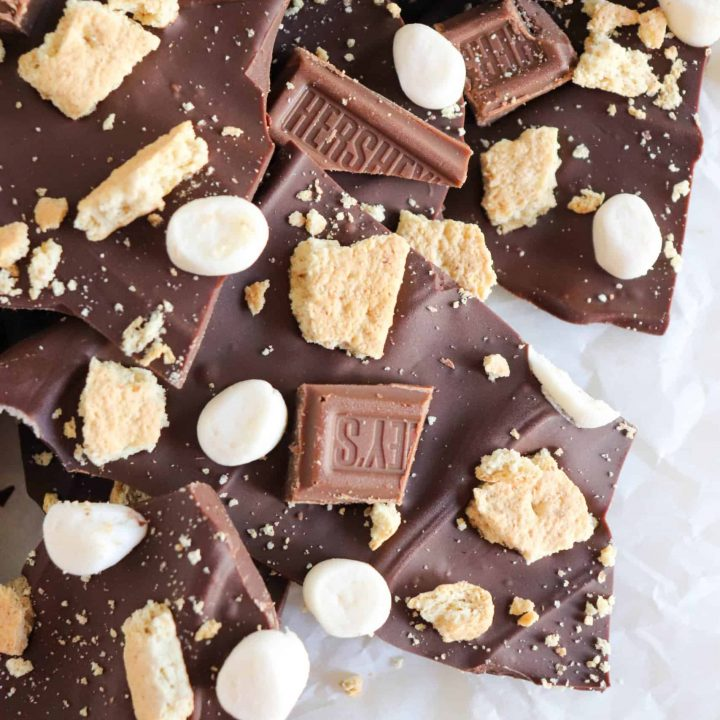 The Best S'mores Bark Recipe