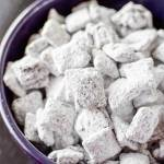 Puppy Chow Chex Mix Homemade Hooplah