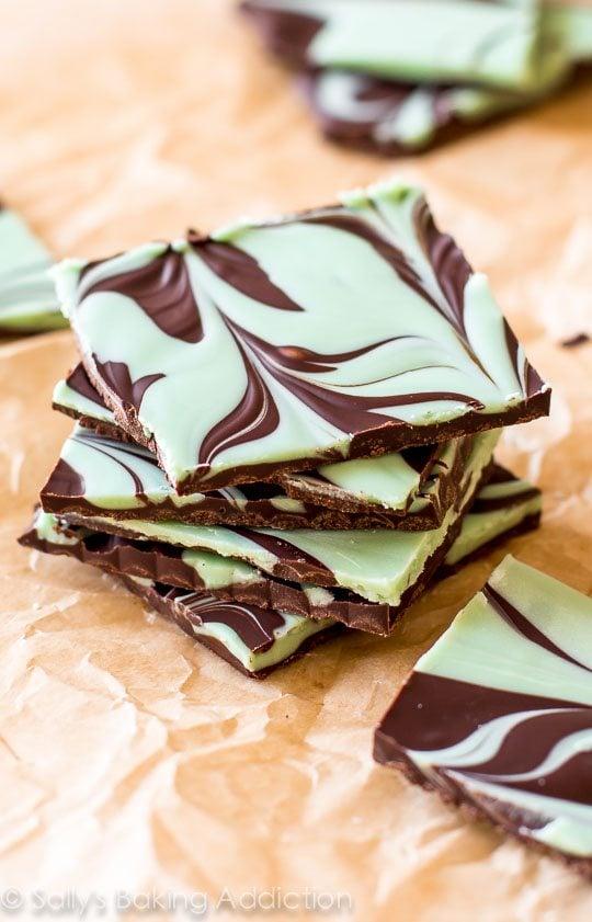 23 Fresh Mint Chocolate Recipes Homemade Hooplah