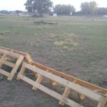Fillers Home Made Horse Jumps