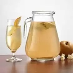 Ginger Pear Infused Water