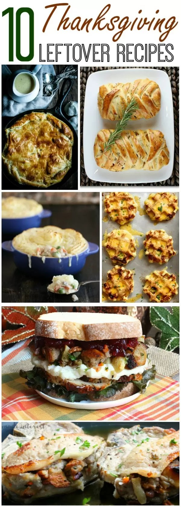 Thanksgiving recipes are amazing but what do you do with all of those leftovers? Take your Thanksgiving leftovers and turn them into an awesome meal. We've got some of the best recipes for using up those Thanksgiving leftovers!