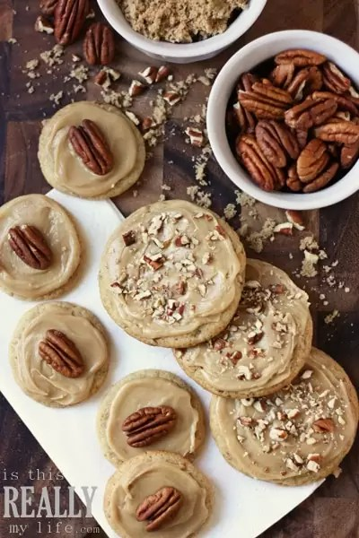 http://tatertotsandjello.com/2012/11/happy-holidays-brown-sugar-pecan-cookies.html