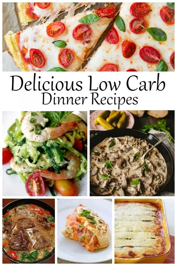 Delicious Low Carb Recipes Home Made Interest