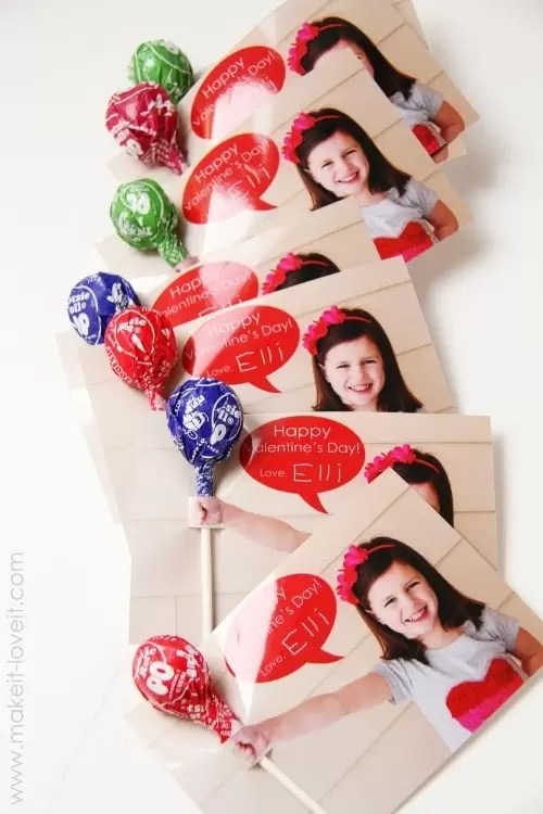 Mom's get crafty and make your kid's Valentine's Day favors ready. Great ideas for the classroom and party's or a treat for the lunch box.