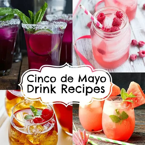 Put the beer down and celebrate Cinco de Mayo with a festive more tasty drink this holiday.