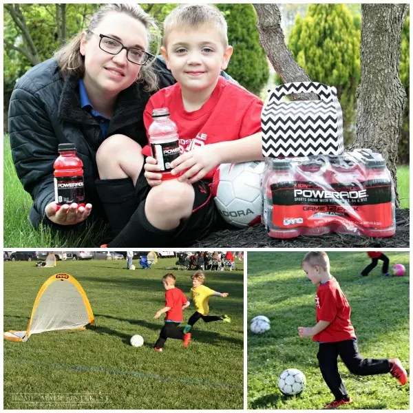 The Ultimate Soccer or sport sideline snack kit to refuel your little athlete.