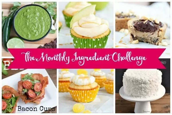 Home. Made. Interest.'s Monthly Ingredient Challenge recipes