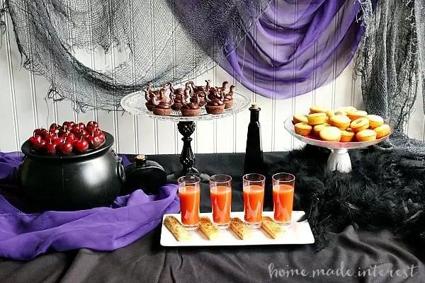 Descendants Party_tablescape1
