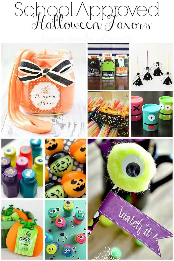 Finally some classroom & school approved Halloween favors & treats for every kid to enjoy. Children with all allergies can enjoy these too.