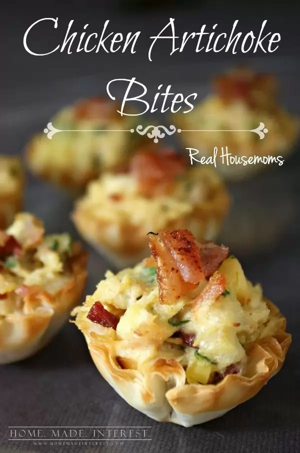 Guests love perfect bite size appetizers at parties! No fork needed, just use your fingers. Great appetizer recipes for birthday, holiday and baby shower parties.