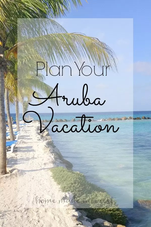 Aruba is a beautiful island with gorgeous beaches and amazing restaurants. We have some tips on how to plan an Aruba Vacation that your whole family will love!