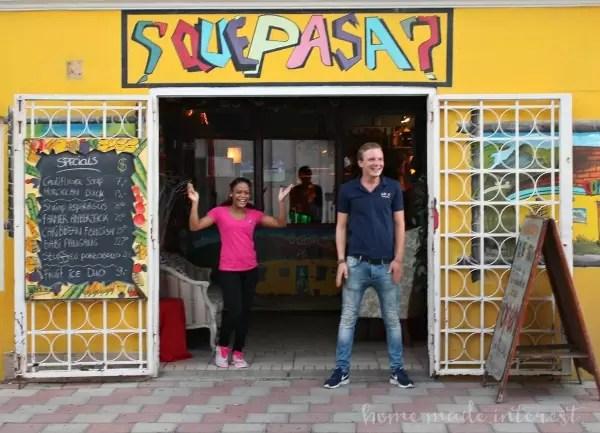 Que Pasa Restaurant Aruba