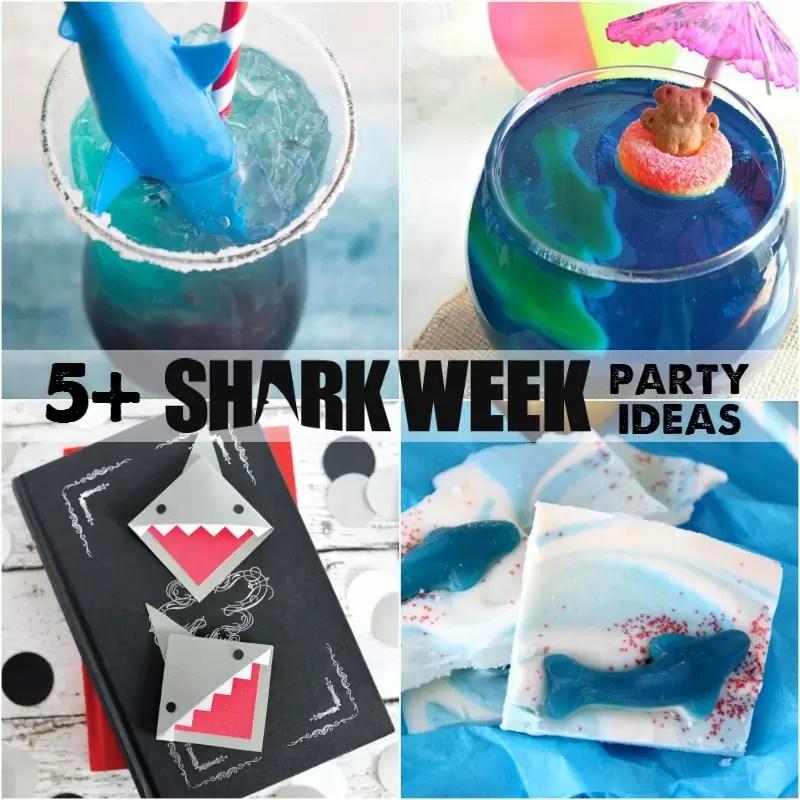 Shark Week FEAT