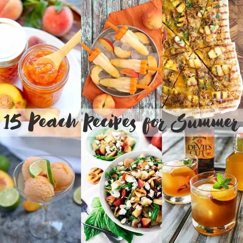 Peaches SQUARE