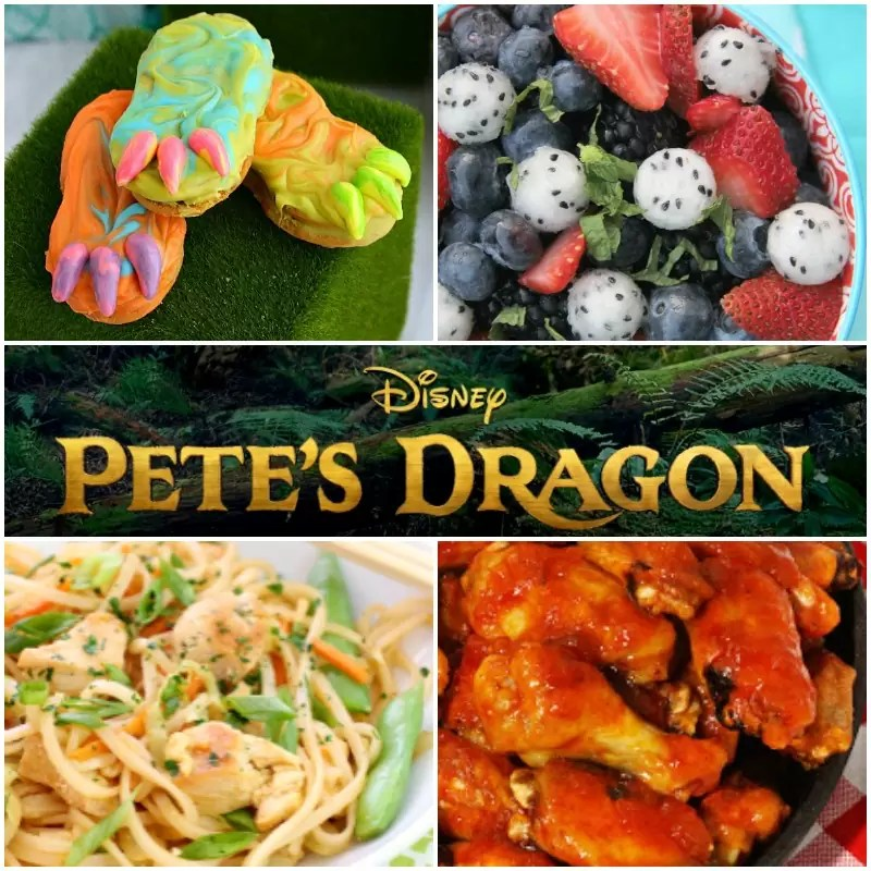 Pete's Dragon SQUARE