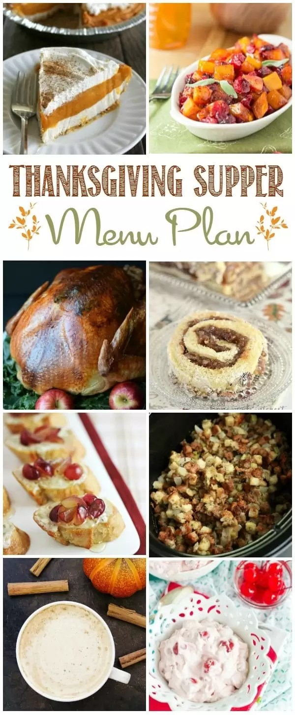 Thanksgiving dinner recipe ideas that will make your thanksgiving entertaining easy. Thanksgiving dinner recipes, Thanksgiving side recipes, and Thanksgiving dessert recipes that everyone will love.