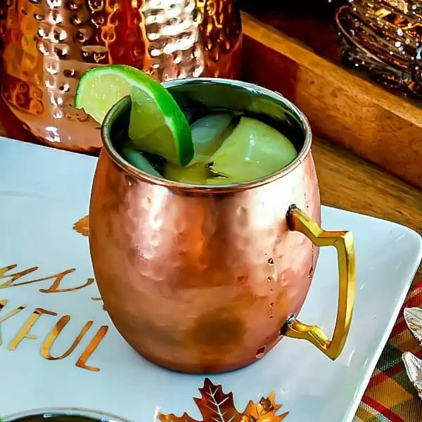 Apple Cider Moscow Mule Home Made Interest
