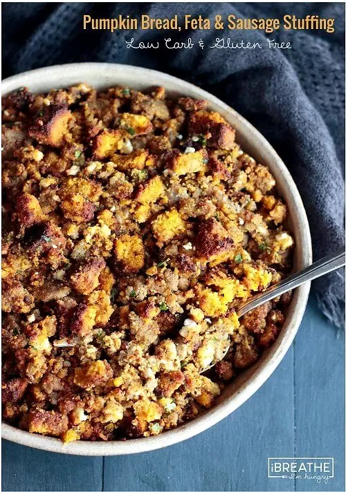low carb stuffing for Thanksgiving