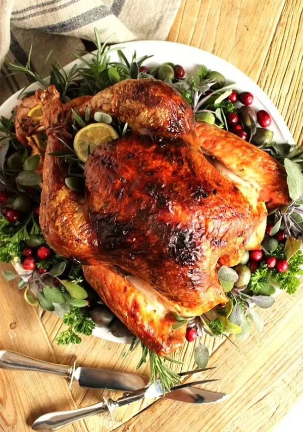 low carb turkey for Thanksgiving