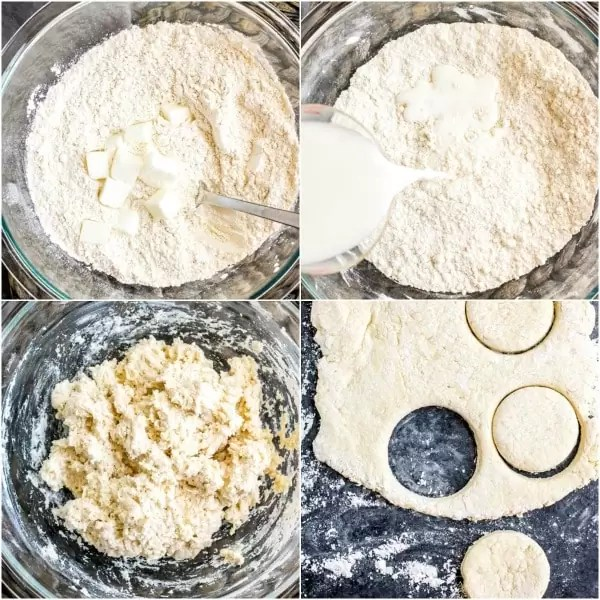 How to make Baking Powder Biscuits