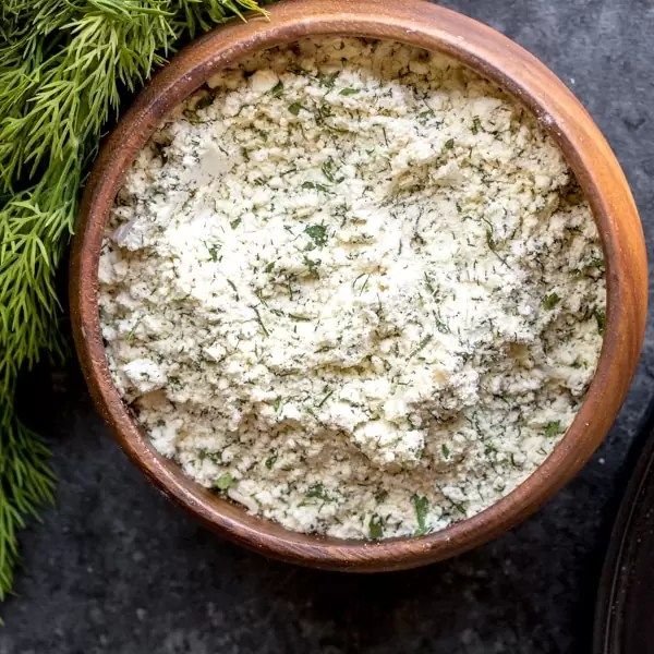 how to make Homemade Ranch Seasoning