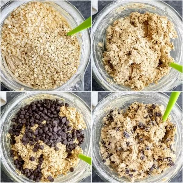 easy steps to make Ranger cookies