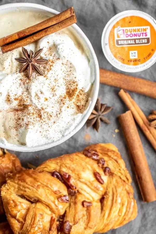 Thanksgiving Cinnamon Coffee