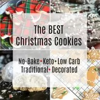 List of the BEST Christmas Cookies
