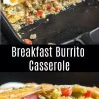 This Breakfast Burrito Casserole is everything you love about a breakfast burrito baked into an easy breakfast casserole. Sausage, cream cheese, peppers, cheddar cheese, and soft tortillas make this a great breakfast casserole for a crowd. Perfect for a Christmas breakfast or brunch! AD @MissionFoodsUS #breakfast #brunch #christmas #newyears #sausage #eggs #breakfastburritos #breakfastcasserole #homemadeinterest