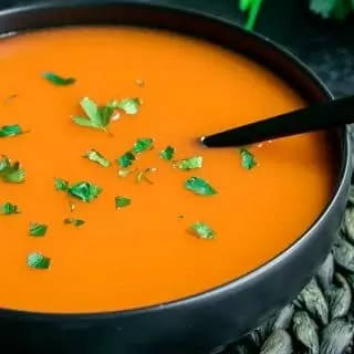 best carrot soup ever