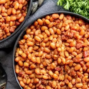 how to make the best Instant Pot Baked Beans