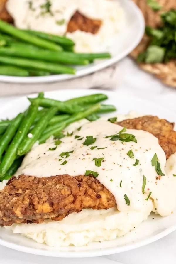 easy Chicken Fried Steak