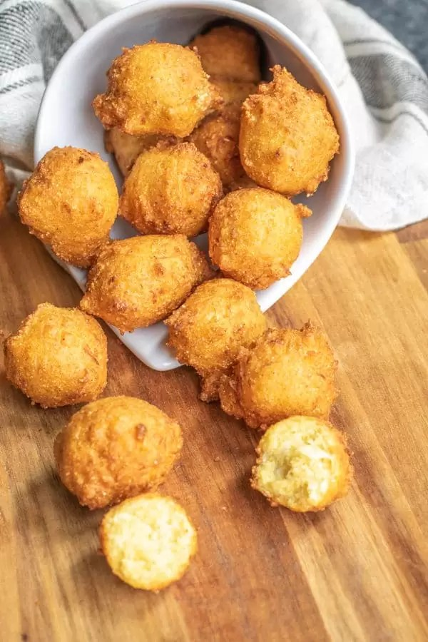 how to make Hushpuppies