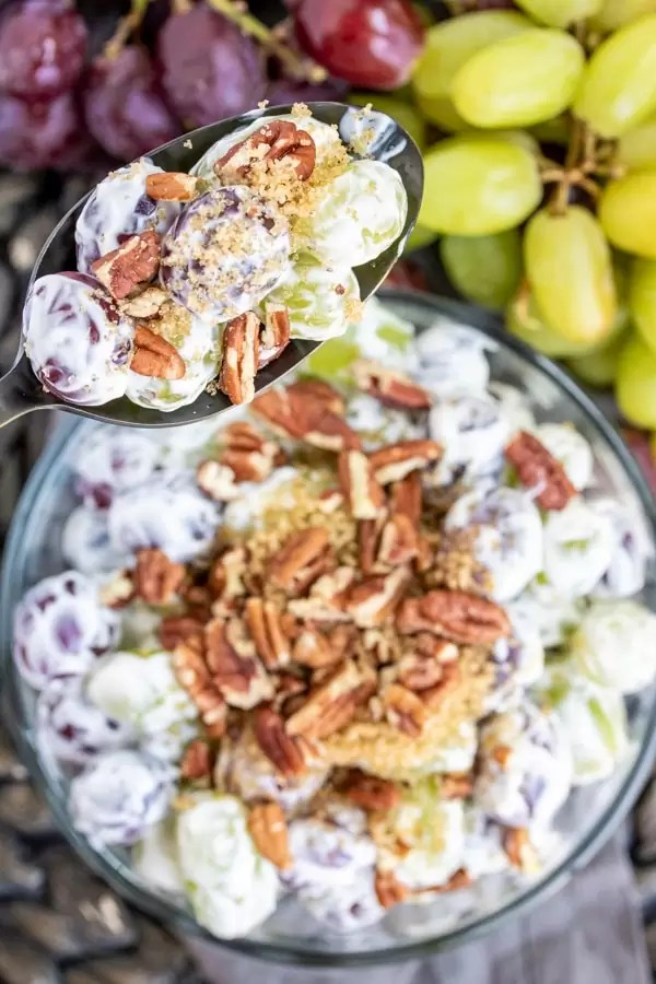 Grape Salad great picnic recipe
