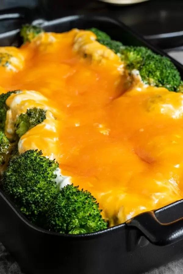 creamy Broccoli Casserole